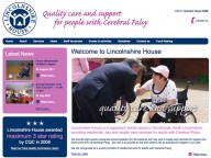 Website for Lincolnshire House Association