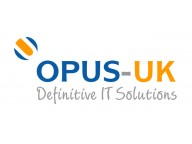 Logo for Opus UK