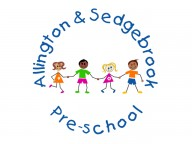 Logo for Allington & Sedgebrook Pre-school