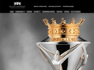 Website for British Silverware