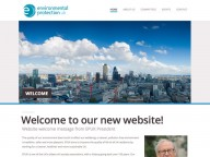 Website for Environmental Protection UK