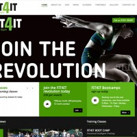 Fit4It Fitness Website Launched
